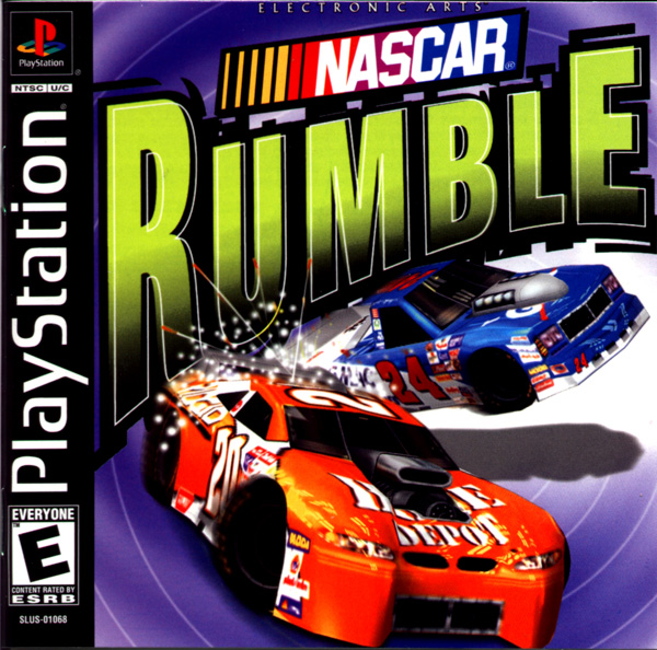 NASCAR Rumble [NTSC-U] Front Cover